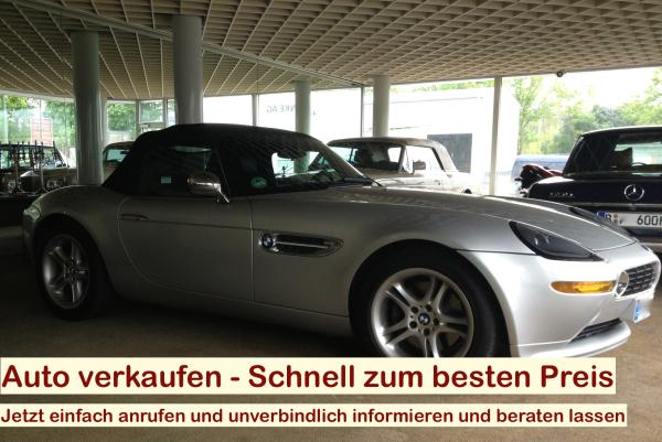 Auto verkaufen Berlin - Gebrauchtwagen verkaufen