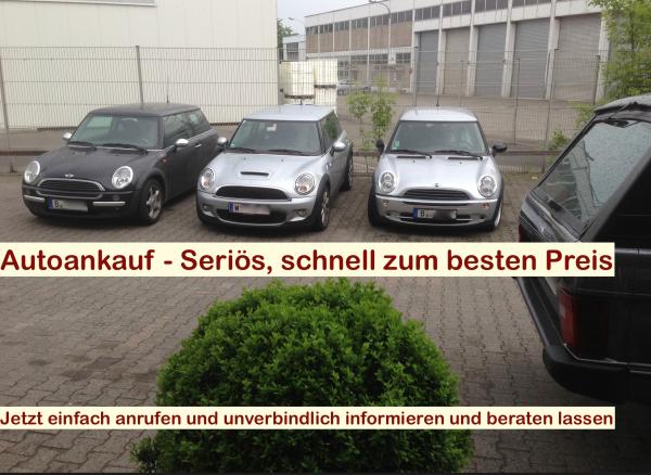 Autoankauf Berlin - Autoverkauf