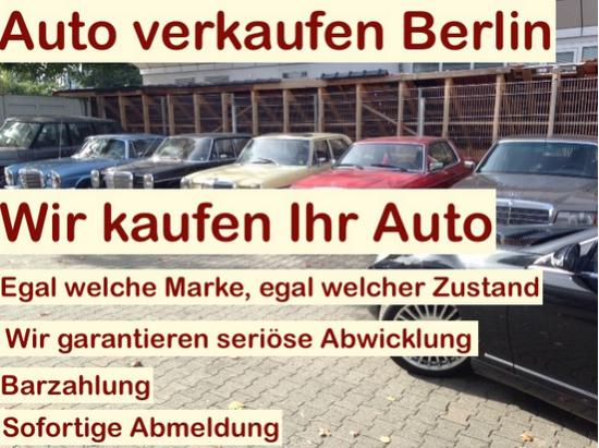 Autobewertung Berlin - Automobil kostenlos bewerten