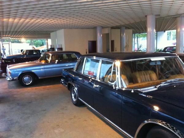 Oldtimer verkaufen Berlin - Mercedes Oldtimer Ankauf